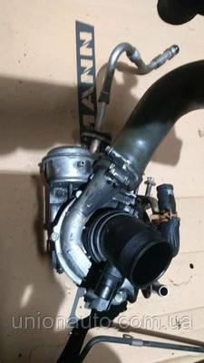 Турбина 1.9 DCI,130 КМ.