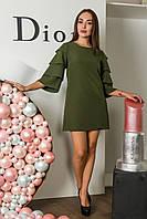 Платье Порше хаки, фото 1