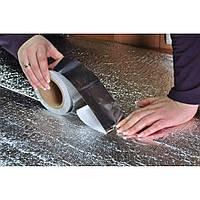 Термостойкий скотч 350 °C для фольгированной ваты для камина