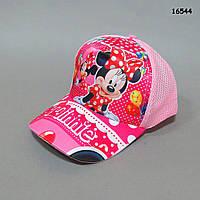 Кепка Minnie Mouse для девочки. 50-53 cм, фото 1
