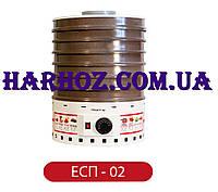 Электросушилка металлическая для фруктов и овощей Profit M (Профит М) ЕСП2 820вт 20л