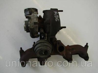 Турбина 038145702G Audi A4 B6 1,9 TDI
