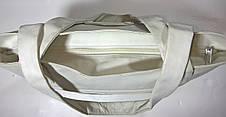 Сумка -шоппер женская из натуральной кожи бренд L.CREDI (Italy), фото 3