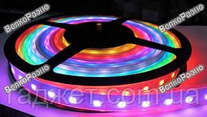 Светодиодная лента RGB 5050 60 led/m 12V IP67.  LED лента., фото 2