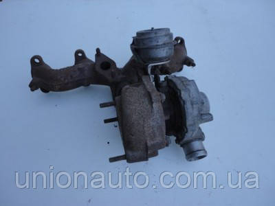 Турбина VW GOLF III 1.9 TDGTD 028145703F