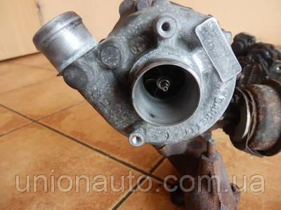 ТУРБИНА 028145702R VW AUDI 1.9 TDI 101,115 КМ