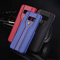 Кожаный чехол Ferrari для Samsung Galaxy Note 8 N950
