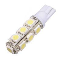 T10 13-SMD LED W5W лампочка автомобильная