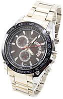ZhongYi мужские классические часы, серебристые, фото 1