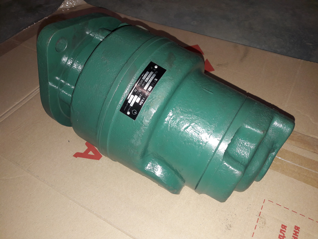 Пластинчатый насос 25Г12-24М, 25Г12 24М
