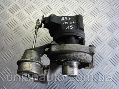 Турбина MEGANE II 1.5 DCI 54359700012