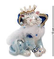 """Фигурка """"Кошка Принцесса"""" 10x9x13 см., Pavone, Италия"""