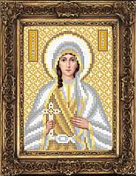 Схема для вышивки бисером - Злата Святая Великомученица, Арт. ИБ5-145-2