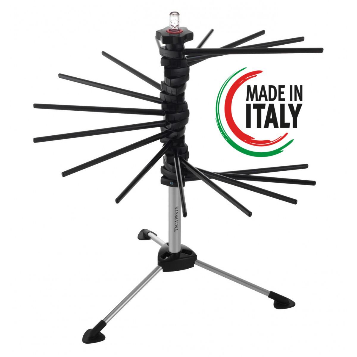 Сушилка для макаронных изделий Marcato Tacapasta Black — Италия!