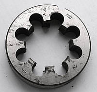 Плашка М-50х2,0,(мелкий шаг), 9ХС, фото 1