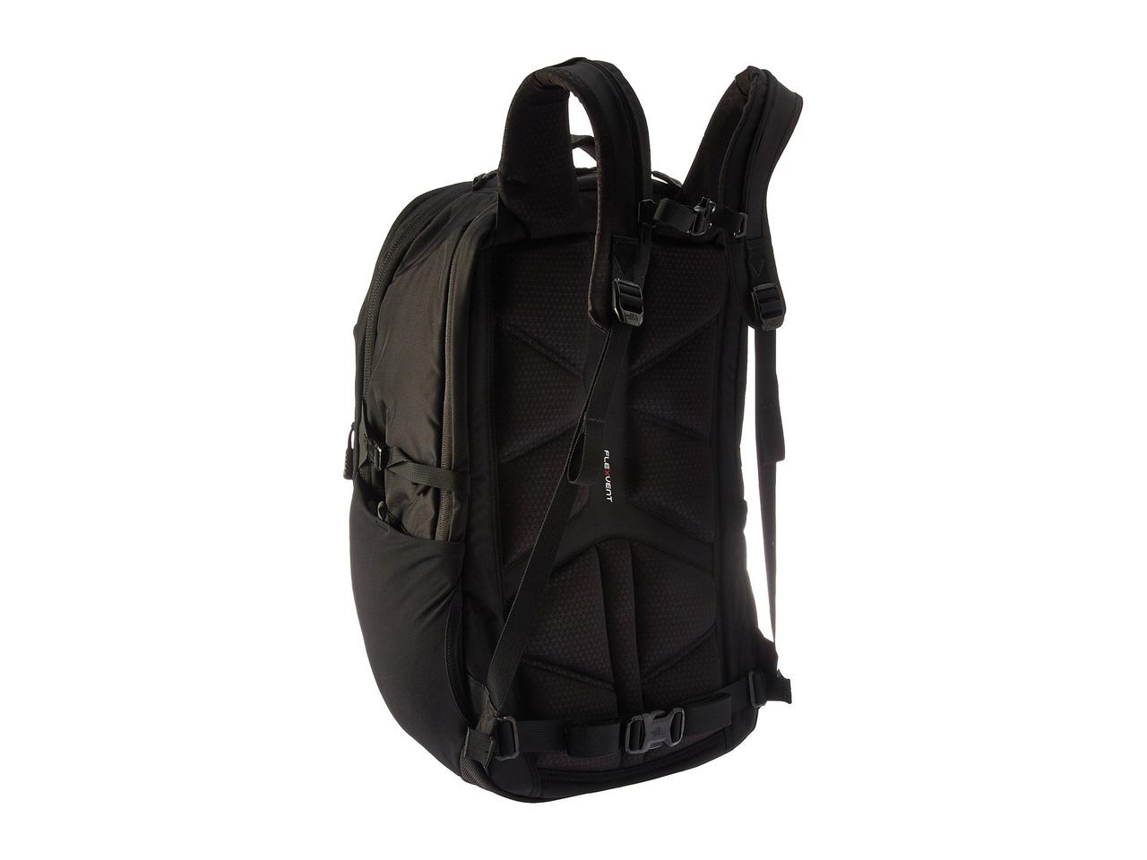 6585c2d3fa5f The North Face Surge Black Backpack- Fenix Toulouse Handball