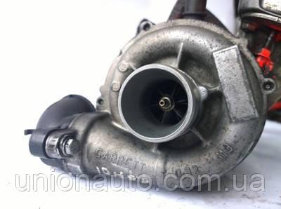 Турбина 9657248680 1.6 hdi C4 C5 Focus Volvo