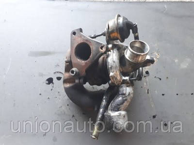 Турбина ТУРБИНА Peugeot 406 1,9 TD 12V