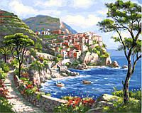 Картина по номерам 40х50 Райский уголок (GX23164), фото 1