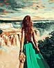 Картина по номерам 40х50 Следуй за мной, Ниагара (GX21781)
