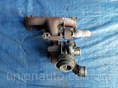 Fiat Bravo 1,9 8V MultiJet Турбина 55214061