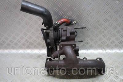 Турбина турбина Fiat Bravo Marea 1,9 Jtd