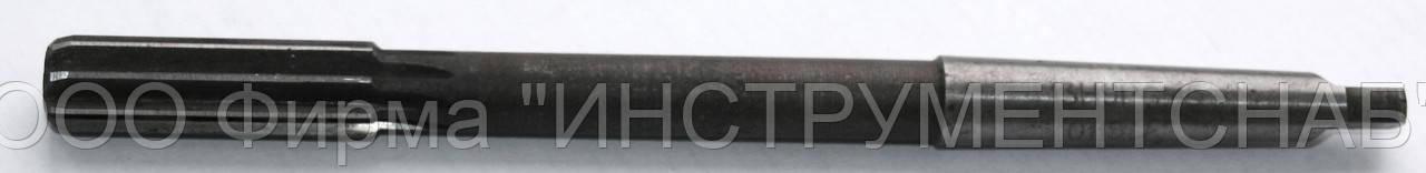 Развертка машинная 13Н9, к/х, Р6М5, удлин. (182/44 мм)