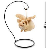 Фигура Свинья летающ. (Sealmark) PG-7777-XB