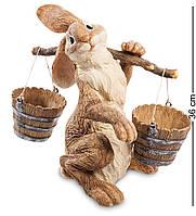 Кашпо Кролик с коромыслом (Sealmark) GG-4716 LG