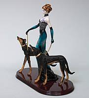 Статуэтка Дама с собаками GA-21