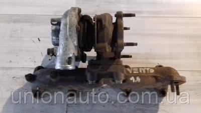 VW GOLF 3 III 1.9 TDI, турбина 0281457010