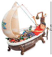 Яхта Вокруг света (Ship Ahoy. Forchino) FO 85077
