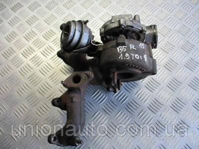 Турбина VW PASSAT B5 FL 1.9 TDI 038145702J