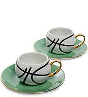 Кофейный набор на 2 персоны Мини Баскетбол FD-13