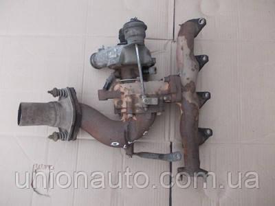 BOXER, DUCATO 2,0 JTD HDI Турбина K03364732