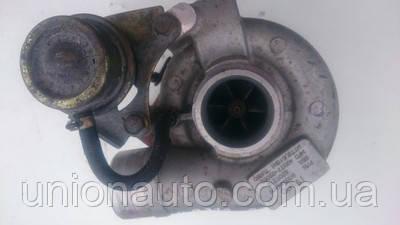 Турбина FIAT DUCATO 500344801