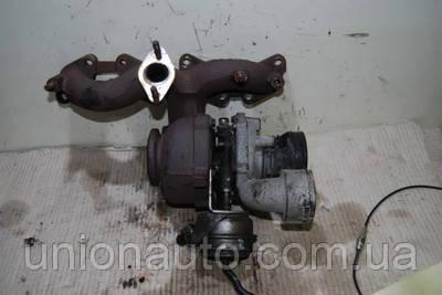 Турбина 2.0 TDI BKD GT1745VA VW AUDI SEAT
