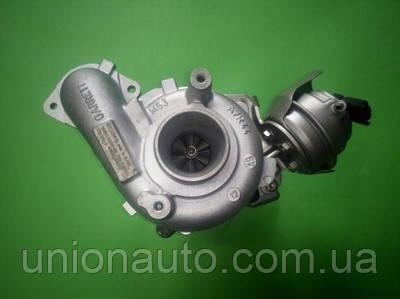 Турбина Citroen C3 C4 C5 Berlingo 1.6 HP
