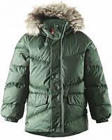 Куртка-пуховик зимняя Reima Pause  531229, цвет 8910