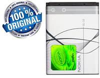 Аккумулятор батарея BL-5B для Nokia 5200 5300 5320 6120 3230 6070 6021 N80 N90 оригинал