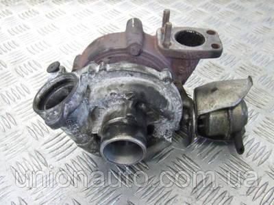 VOLVO S40 II V50 1.6 D, ТУРБИНА 9663199280 GT1544V