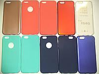 ПРЕМИУМ!!! Силиконовый чехол для/на iPhone X 8 Plus 8 7+ 7 6S+ 6S 6+ 6 SE 5S 5 4s 4 Айфон + Прозрачный