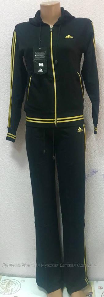 Спорт костюм трикотаж женский оптом Adidas