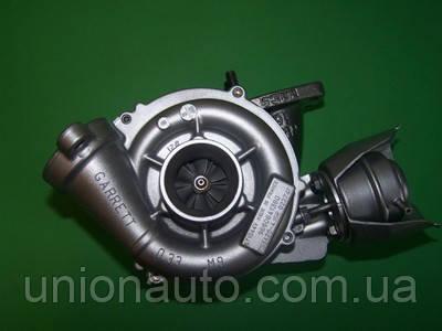 Турбина Ford Focus Mondeo C-max 1.6 109 км