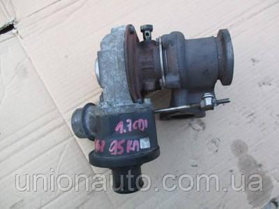 Турбина MERCEDES A-CLASS W168 1.7 A668096