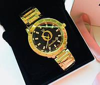 Часы браслет Пандора золотые, женские наручные часы с браслетом ... 30839c861b0