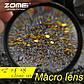 Світлофільтр ZOMEI - макролінза CLOSE UP +4 72 mm, фото 5