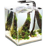 Аквариум Aquael Smart Shrimp Set 30 литров белый