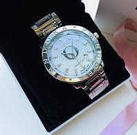 Женские наручные часы Pandora (Пандора), серебристый корпусс белым циферблатом, фото 1
