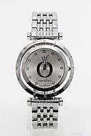Женские наручные часы Pandora (Пандора), цвет корпуса серебристый (хром)с белым циферблатом, фото 1